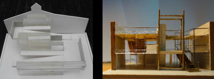 Modell Dauerausstellung 'Bergmannslob – Mensch und Kohle'